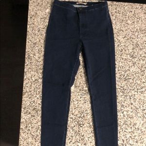 Levi's Jeans - Dark blue Levi skinny jeggings